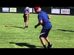 Trosky Baseball presents: Infield Drills Series - Short Hop Drills - YouTube