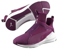 Puma Women's Fierce Quilted Sneaker.