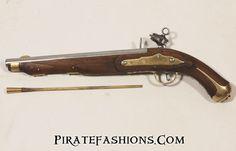 1715 Spanish Miquelet Holster Pistol for $550