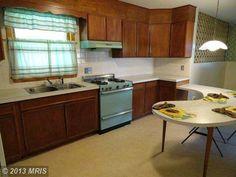 1950-60 deco vintage kitchen