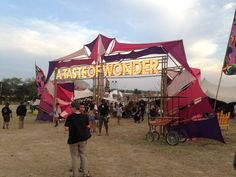 We recently exhibited our hats in Thailand at the Wonderfruit Festival... A magical event! #WonderfruitFestival2015 #ATasteOfWonder #SaraTiara #festival #Thailand #BehindTheScenes