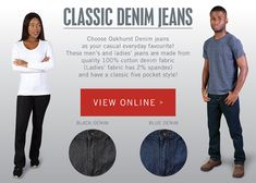 Perfect for work everyday! Corporate Outfits, Denim Fabric, Black Denim, Denim Jeans, Classic, Casual, Clothing, Style, Outfit