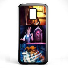 Beauty And The Beast Story TATUM-1709 Samsung Phonecase Cover Samsung Galaxy S3 Mini Galaxy S4 Mini Galaxy S5 Mini