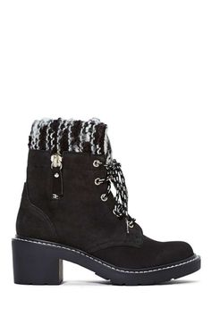 We're all about pulling yourself up by your own bootstraps-- especially if these are the boots in question.