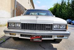 Chevrolet Caprice Classic sedan