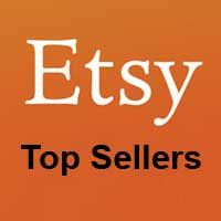 Ever wondered what the top sellers on Etsy are selling and what the most popular items are? Find out.