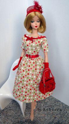 OOAK Fashion for Silkstone Barbie and FR by by rebeccafashion, $85.00