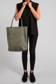 shopper anna deluxe | SPRDLX.NL leren tassen & shoppers