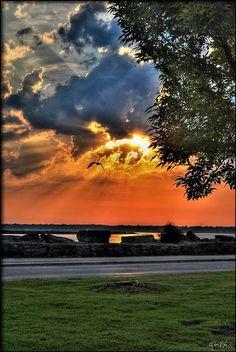 10 Stunning Shots of Sunrise and Sunset | #top10