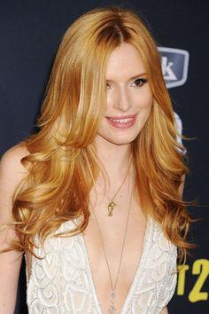 Bella's hair colour - I love it