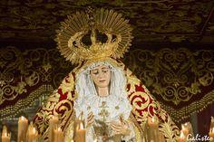 Siglo XVII. Virgen de Regla. Hermandad de Los Panaderos. Capilla de San Andrés (Sevilla). Atribución a Luisa Roldán, La Roldana