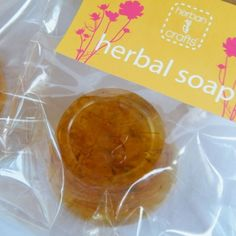 Herbal Soaps. DIY and organic