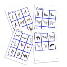 Old Maid of the serie Zoo Animals. Animal House, Zoo Animals, Petra, Maid, Free Printables, Preschool, Pet Store, Free Printable, Kid Garden