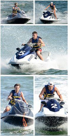Zayn didn't even try aha ;) ....I love how Harry has a snapback on. They all look so good <3
