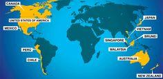 12 países firman el TPP, un acuerdo de cooperación cuyas medidas son semejantes a las de anteriores acuerdos considerados antidemocráticos (como SOPA y PIPA).  Por aquí recojo 3 puntos que hacen peligrar la neutralidad de la red, atacando al usuario final y protegiendo a las grandes corporaciones.  Y de pasada hablamos de otras medidas que ponen en jaque el reparto igualitario de productos médicos y alimenticios, lo cual es todavía más grave.  #TPP #Gobierno #Seguridad