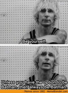 Wisdom of Mike Dirnt.