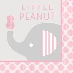 Little peanut new boy baby shower fête gamme vaisselle /& décorations éléphant