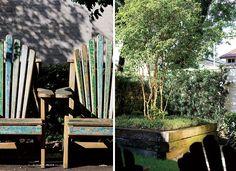 Um banco no jardim pode ser um espaço de contemplação, uma alternativa para o relaxamento ou até um propício convite ao convívio familiar fora de casa. Seja qual for a intenção, o importante é criar um entorno rico e verdejante para garantir o aconchego, sem se esquecer da beleza da vista