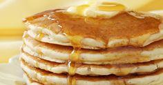 Final de semana é o dia delas!!!! as famosas e deliciosas Panquecas americanas, aqui em casa não tem hora certa....pode ser de manhã ou de ...