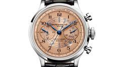 New Retro Chronograph Design from Baume & Mercier - $7900