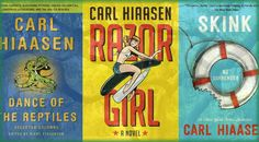 In Carl Hiaasen's Weird World of Florida Fiction, Anything Goes