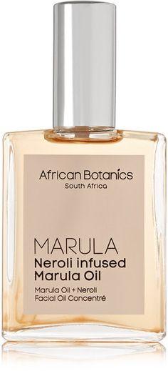 African Botanics - Neroli Infused Marula Oil, 60ml