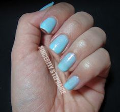 Sinful Colors -  Cinderella  I am so going to get this color!