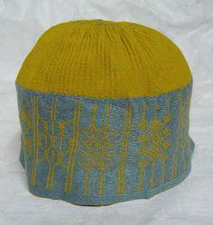 Hausa cap, Leeds Museum