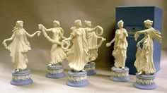 wedgwood dancing hours figurines - Google Search