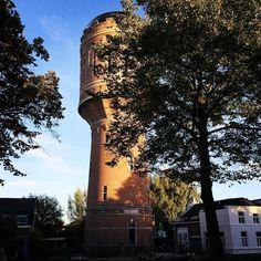 Like this watertower after todays wedding in afternoon sun! #hoograven #utrecht #bruidsfotograaf #HKf #ig_europe #ig_utrecht Kijk voor meer info op www.heleenklop.nl