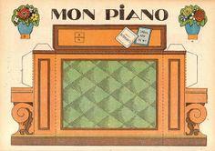 mon piano 1 by pilllpat (agence eureka), via Flickr