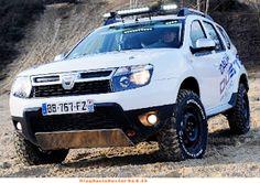 Dacia Duster 4x4: marzo 2011