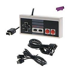 SalesLa Controller + 2 Pcs cable de extensión para el cable de 2016 NES Classic Edition Mini