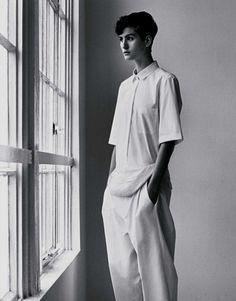Vogue UK: April 2013 / Alasdair McLellan