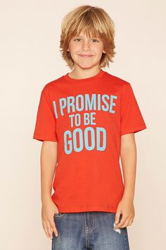 Boys Promise Graphic Tee (Kids)