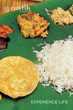 The Festival of Onam in ‪#‎Kerala‬ is characterized by a strong gastronomic tradition. The delectable delights of 'Onam Sadhya', a traditional feast of 26 vegetarian dishes served in a distinct order on banana leaves, are sure to please any gastronome looking for an authentic culinary experience. Details: http://www.rustiktravel.com/Experiences/celebrating-onam/