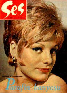 Ajda Pekkan ~ Ses Dergisi, 1964