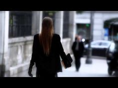 Cate Underwood for Hoss Intropia - AW13 - YouTube