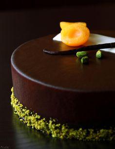 cioccolato e pistacchi
