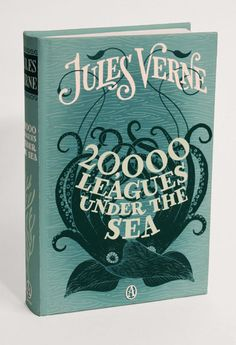 Jules Verne Series designed by Jim Tierney