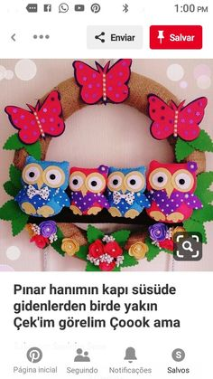 Christmas Ornaments, Holiday Decor, Home Decor, Owls, Mushroom, Decoration Home, Room Decor, Christmas Jewelry, Christmas Decorations