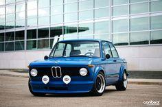 Das Blue 2002: Eric Heffernan's 1976 BMW 2002 | Canibeat
