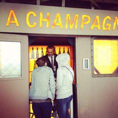 Champagne Bar, Tour d'Eiffel.
