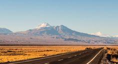 Deserto de Atacama, Chile - Vulcão Lascar  https://www.facebook.com/Maladviagem/