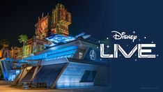 Avengers Campus Opening Ceremony Will Be Live Streamed Disney World Guide, Disney Parks Blog, Disney World Resorts, Disney Vacations, Dream Vacations, Disneyland California Adventure, Disneyland Resort, Orlando Florida, Avengers