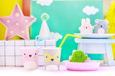 #pinata #anana #pineapple #biscuit #bake #kids #birthday #party #celebration #diy #craft #cute #kawaii #handmade #activity #printable #monster #cake #cakedecoration #fun #tableware