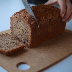 Get baked.  Just Banana Bread recipe on our YouTube channel:  http://ju.st/JustBananaBread