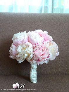 pale pink wedding ideas   repinned via tammy bengen