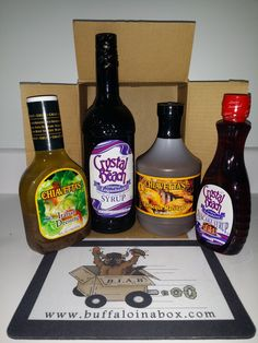 The Big #BuffaloINaBox.com -MixUP #LoganBerry #Chiavettas #Holiday #CarePackage #WNY #ROC