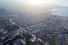 MASS design group's gheskio cholera treatment center in haiti